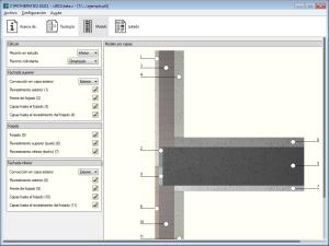CYPETHERM ISO 10211. Modelo de puente térmico lineal